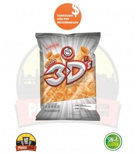 Bugles 3D's Conos de maíz 28G 48 UDS.(Producto Tarificado)