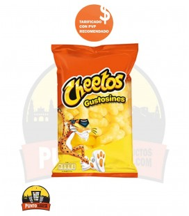 Cheetos Gustosines 30G 30UDS.