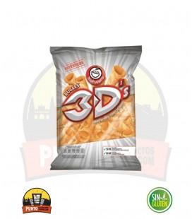 Bugles 3D's Conos de maíz 36G 10 UDS.