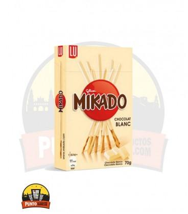 MIKADO CHOCOLATE BLANCO 39G 24UNDS