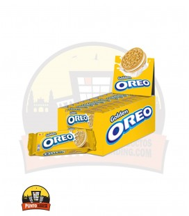 GALLETAS OREO GOLDEN 66G 20UNDS