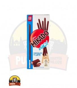 MIKADO CHOCOLATE CON LECHE 39G 24UNDS