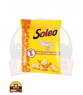 Soleo snack MIX 35G 24UNDS