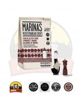 Patatas Fritas Marinas Pimienta y Vinagre Balsamico de Módena 7 UDS de 150 GR