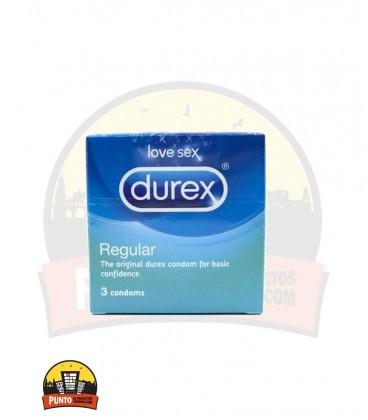 DUREX NATURAL PRESERVATIVOS 3x12UND