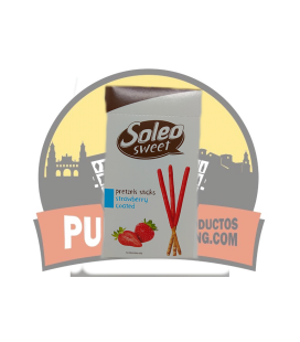 Soleto Palitos Chocolate 50G 14 UNDS