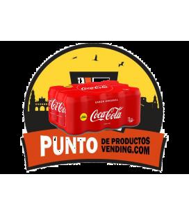 Coca Cola 330ML 12UNDS -