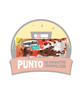 Tableta Chocolate con Leche con Congitos 20 uds de 110 GR