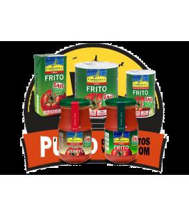 Carretilla  Tomate Frito 24 uds 1/2 KG