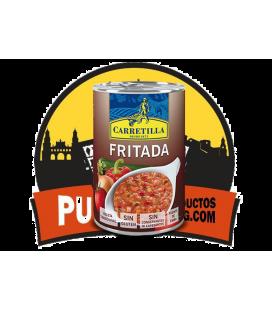 Carretilla Relleno Fajitas y Burritos Ternera y Verduras