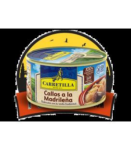 Carretilla Callos a la Madrileña Lata 12 uds 370 GR