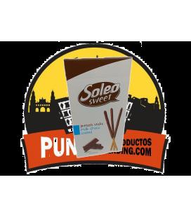 Soleo Palitos Chocolate 50 GR 14 UNDS