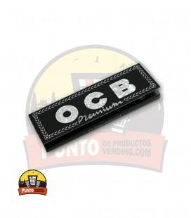 Papel de fumar OCB Premium 78MM 100 UNDS