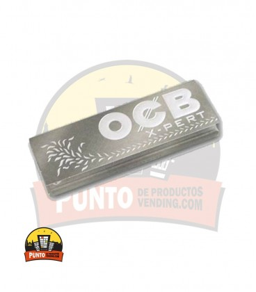 Papel de fumar OCB X-Pert 78MM 100UNDS