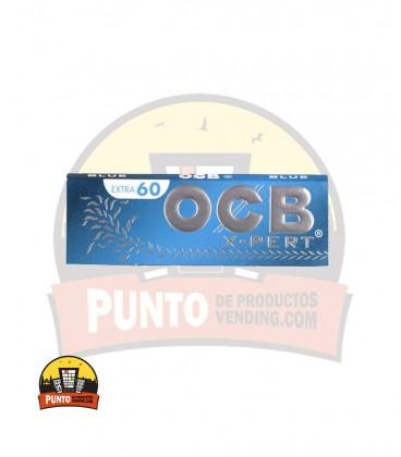 Papel de fumar OCB Blue X-Pert 70MM 50UNDS