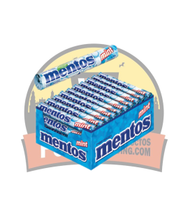 Caramelos Mentos Mint  - 40 uds de 38 GR