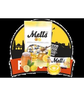 Caramelos Mells Miel con Sabor a Limón