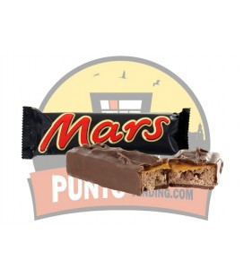 Mars Chocolate Bar 51 GR 24 UDS