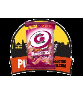 Grefusa Snack - Tiras Baconeras  25 UDS  de 33GR