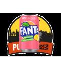Fanta Sin azucar- sabor Melocotón y Albaricoque
