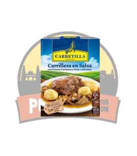 Carrillera en Salsa