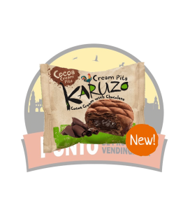 Karuzo cacao relleno chocolate