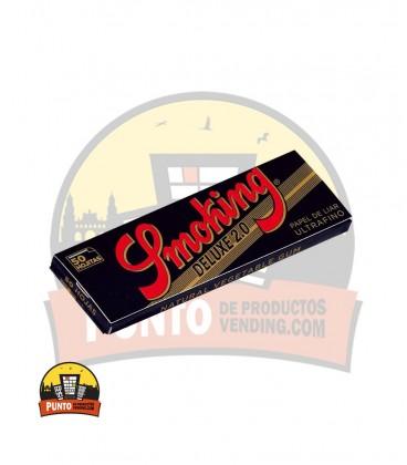 Papel de fumar SMOCKING Deluxe 2.0 78MM 100UNDS
