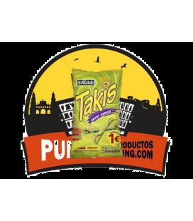 Takis ANGRY BURGER Maiz Enrrollado Picante ( Producto Tarificado )