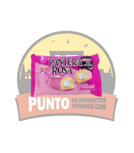 Bimbo Pantera Rosa 3 UDS De 55 GR 10 Pack de 3 UDS ( Garantizamos 50 Dias Fecha de Caducidad )