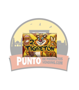 Bimbo Tigretón 2 Unds