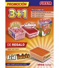 Lote 3+1 (2) lote ( Acid Twists )