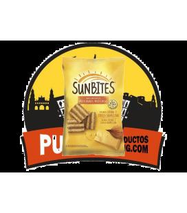 Snack Ondulados Sunbites Sabor Cheddar y Cebolla Caramelizada 36 UDS de 28 GR