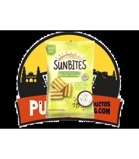 Sunbites Snack Multicereal Sour Crean Toque de Pimienta 36 UDS de 28 GR