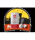 Clasico Espresso illy Pack de 10 Cajas de 10 Capsulas ( Compatibles con Maquinas de Cafe Nespresso )