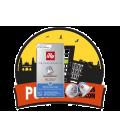 Descaffeinato Expresso  illy Pack de 10 Cajas de 10 Capsulas ( Compatibles con Maquina de Cafe Nespreso )