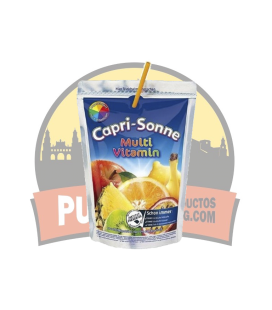 Capri-sun  MultiVitamin 10 UDS de 200 ML