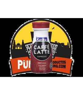 Kaiku Caffe Latte 200 ML  Caja de 6 UDS