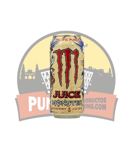 Monster Energy Pacific Punch Juice  24 UDS de 500 ML