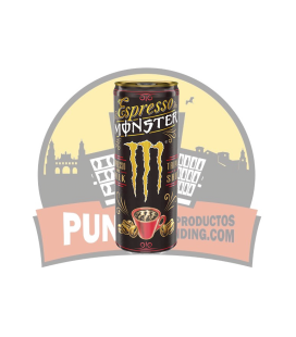 Monster Energy Espresso  12 UDS de 250 ML