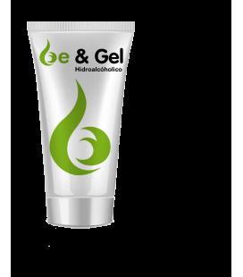 Gel Hidroalcóholico con Aloe Vera 20 ML - Be Pack Cajas de 50 UDS ( Personalizable Vending , Hostelería y Restauración )