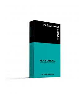 Preservativos natural 6 UND (Envío Discreto)