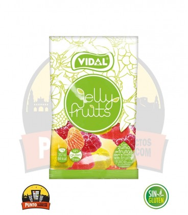 JELLY FRUITS 100G 14UNDS