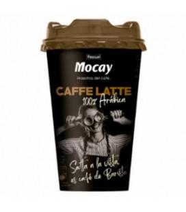 Mocay Café Latte 10 UDS de 200 ML