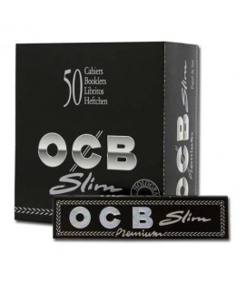 OCB SLIM PREMIUN 50 UDS
