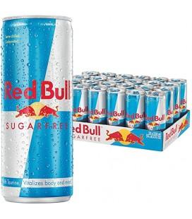 Red Bull SugarFree 250 ML de 24 UDS