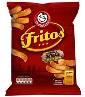 Fritos Barbacoa 15 UDS de 110 GR (Producto Tarificado)