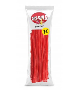 Plis-Plas Bolsa  Torcidas Roja 15UDS de 150GR  (Producto Tarificado)