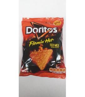 Doritos Flamin Hot Tex-Mex 78UDS de 40GR Edicion Limitada (Producto Tarificado)