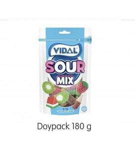 Doypack Sour Mix 10UDS de 180GR