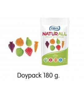 Doypack Naturall Fruit&Veggie 10Uds de 180GR